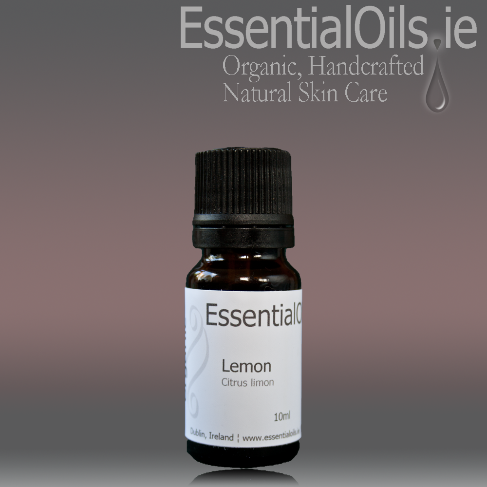 Lemon Pure Essential Oil (organic)